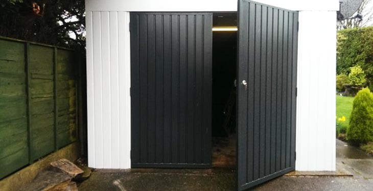 Side Hinged Garage Doors Abi Garage Doors