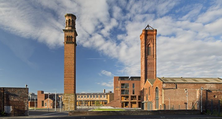 Leeds Historic Tower Works Site Gets The Go Ahead For 163 80m