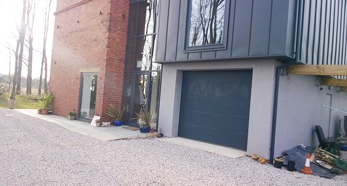 ABi Garage Doors Feature on Restoration Man TV Show After