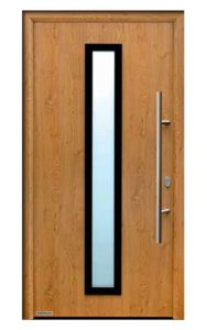 Style 600 Thermo65 Steel Front Door