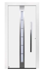 Style 686 ThermoCarbon Aluminium Front Door