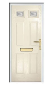 Style TR02 ThermoComp Composite Front Door