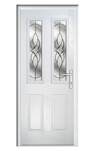 Style TR04 ThermoComp Composite Front Door