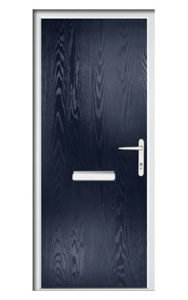 Style TR09 ThermoComp Composite Front Door