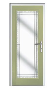 Style TR13 ThermoComp Composite Front Door