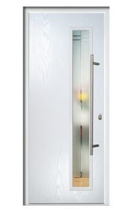 Style TR17 ThermoComp Composite Front Door