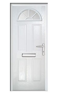 Style TR22 ThermoComp Composite Front Door