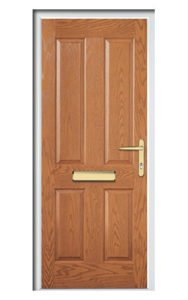 Style TR37 ThermoComp Composite Front Door