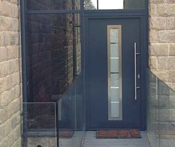 Thermo46 Steel Front Door