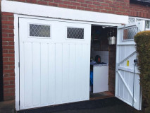 Select Side Hinged Garage Door By ABi