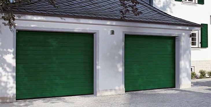 Sectional Garage Doors Electric Sectional Garage Doors